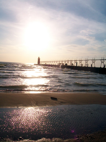 The South Haven Light