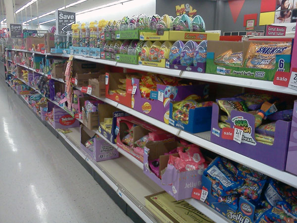 Kmart build a basket challenge kmarteaster this michigan life this negle Gallery