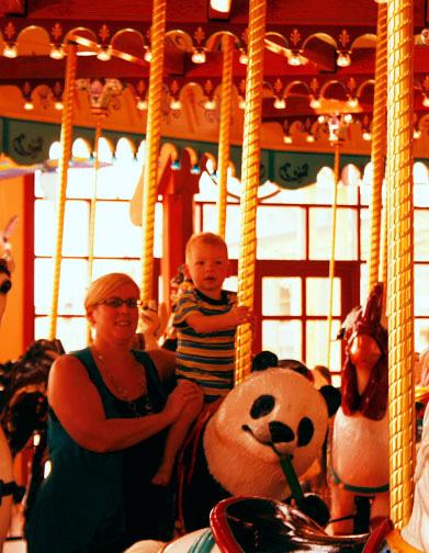 Silver Beach Carousel Silver Beach St. Joe, MI