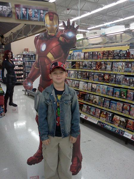 Walmart Toys For Boys Avengers : Avengers family fun night this michigan life