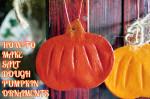 Salt Dough Pumpkin Ornaments – If I can Make it, so can You