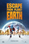 Escape from Planet Earth $25 Visa Gift Card and Prize Pack Giveaway