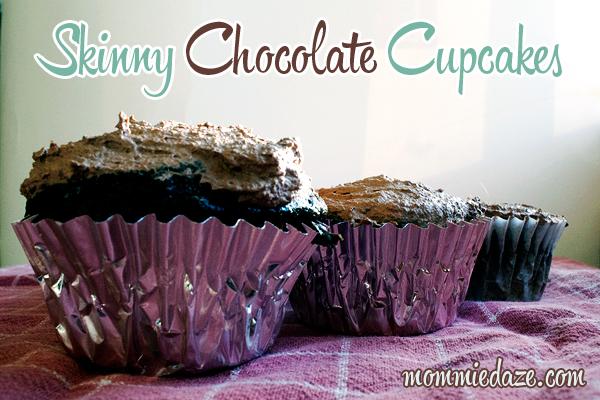 skinnychocolatecupcakes