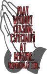 Pray Without Ceasing. Especially at Bedtime.