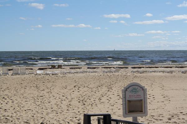 Cedar Point Beach Lake Erie