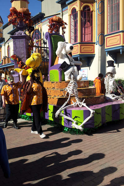 Monster Midway Invasion Parade Ceder Point HalloWeekends