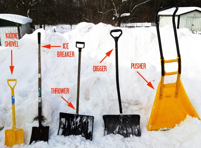 snowshovelcollection