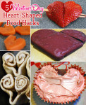 Five Valentine's Day Heart-Shaped Food Hacks