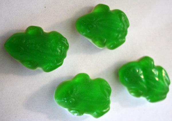 Haribo Gummy Frogs