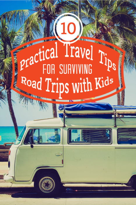 Travel Tips for Road Tripping with Kids