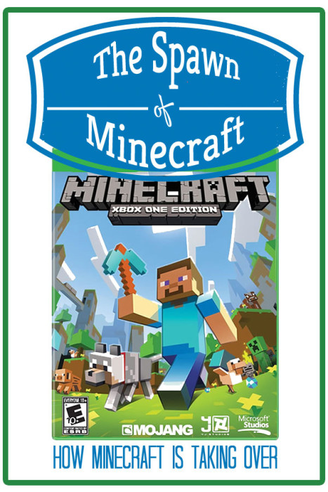 Minecraft is Taking Over