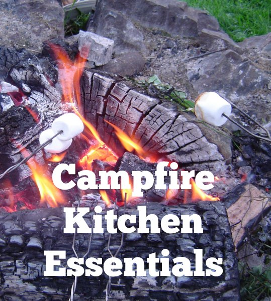 Campfire Kitchen Essentials