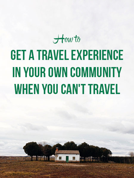 How to gain life experiences?