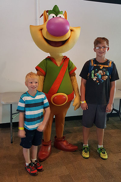 Nature Cat Meet and Greet at John Ball Zoo - This Michigan ...