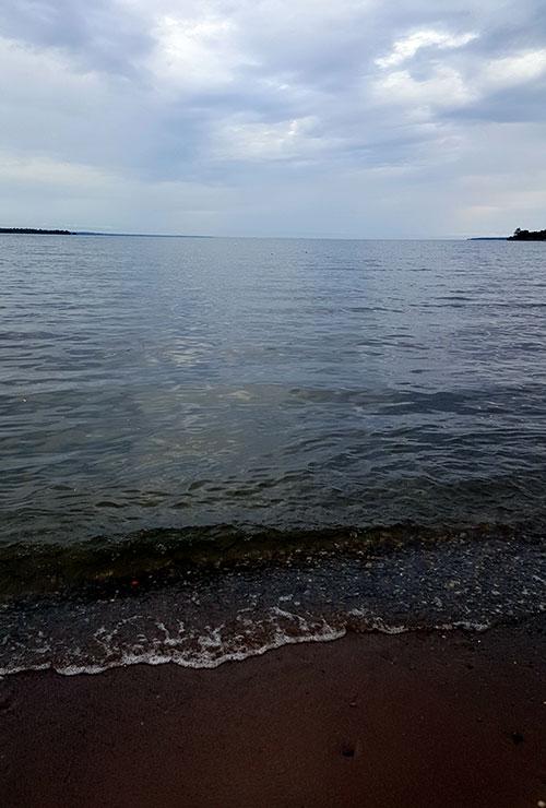 L'Asne Bay
