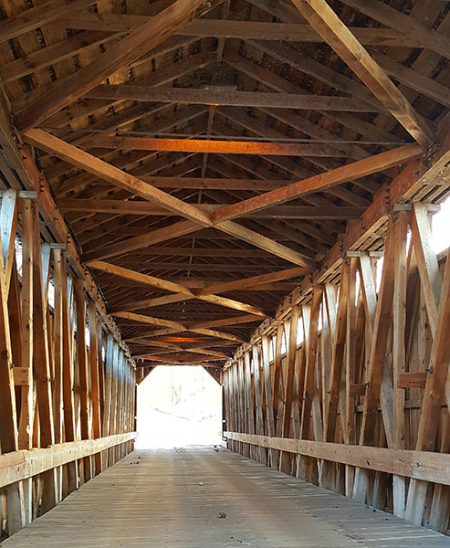 Fallasburg Bridge
