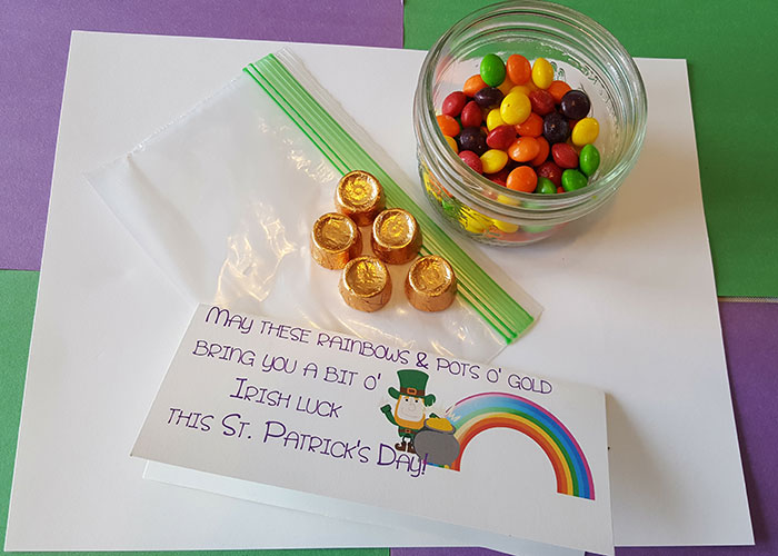 St. Patrick's Day Craft